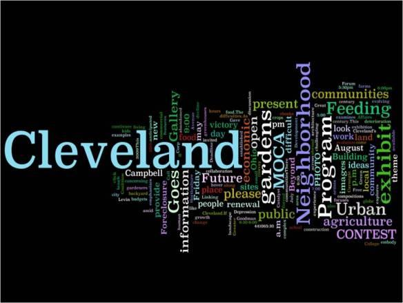 Cleveland wordle